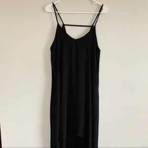 🔥3 for $15 sale lush slip dress hi low style S